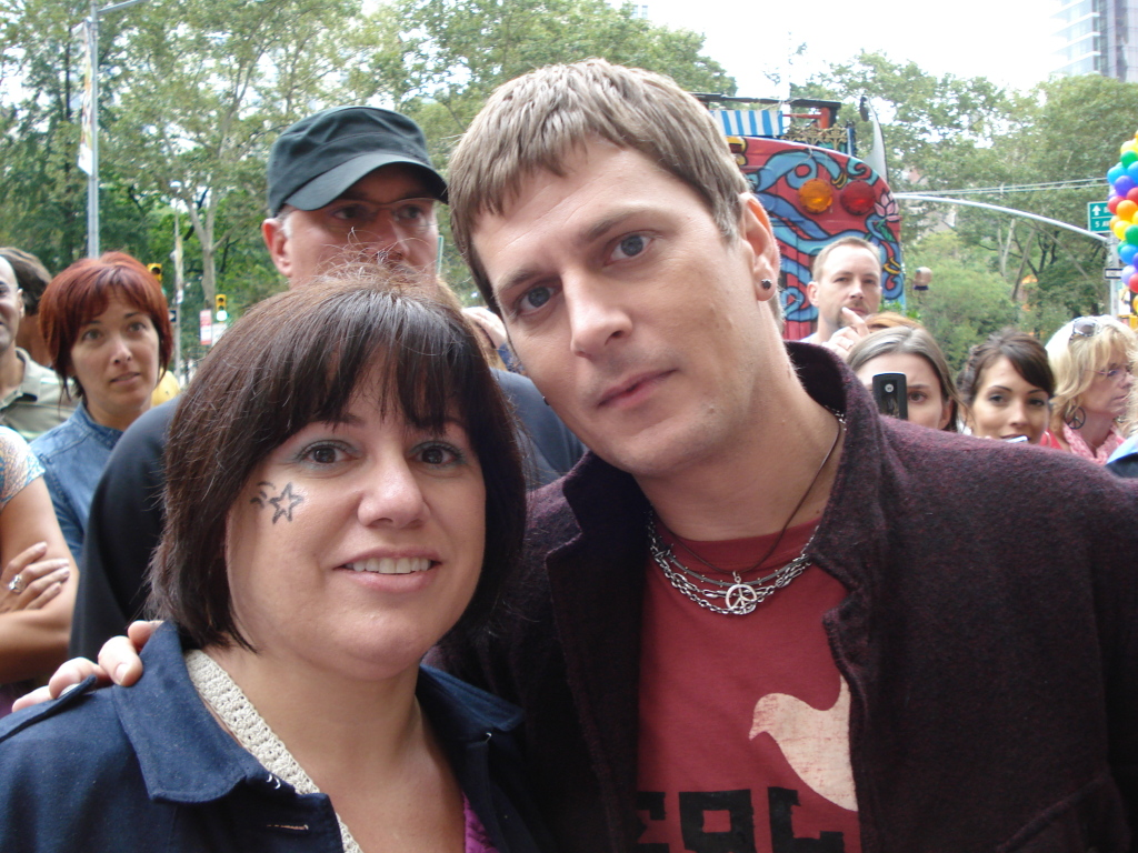 Carla and Rob Thomas