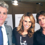 Rob Thomas, Kyle Cook and Keltie Collen