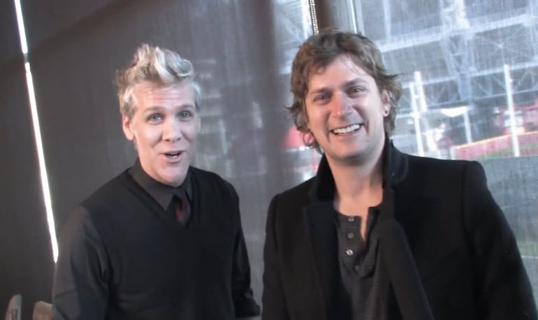Rob Thomas Kyle Cook Interview Brian Douglas