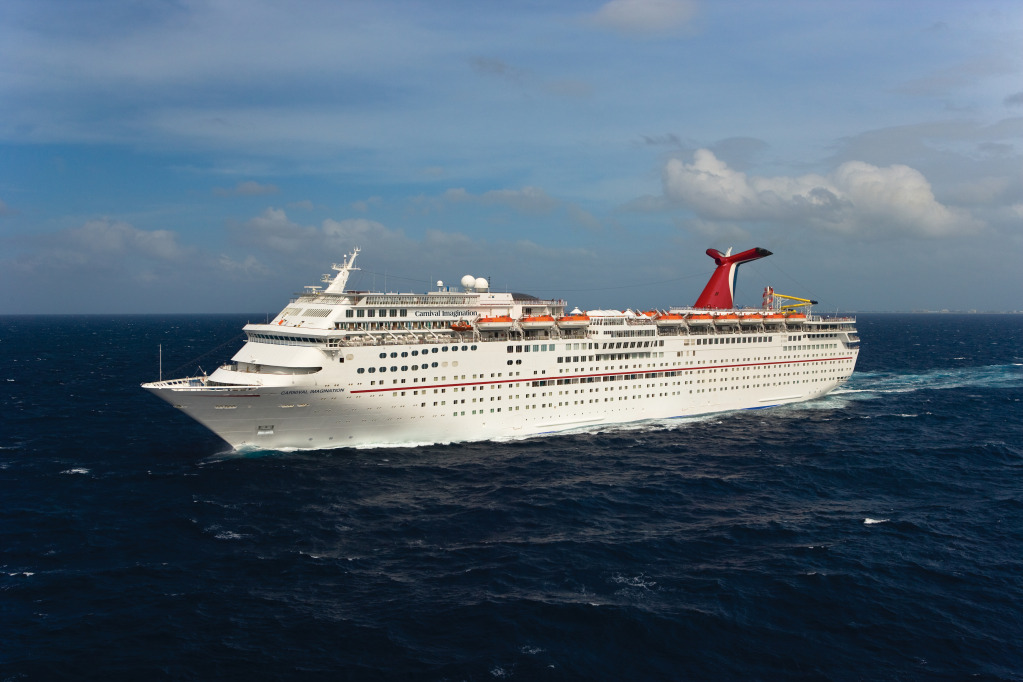 Carnival Inspiration, Grand Cayman
