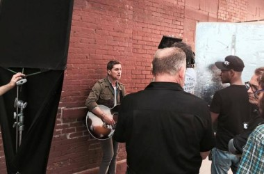 Rob Thomas hold on forever videoshoot